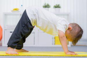 Ergotherapie rückenübung für kinder